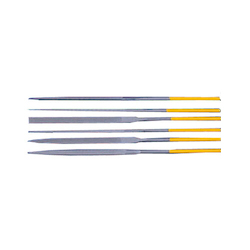 Titanium Coated Precision File EA521VE-2A