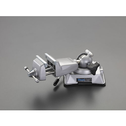 [Vacuum base]Low Profile Vice EA525ML-102