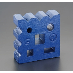 [Cast Iron] Swage Block EA525ZZ-104