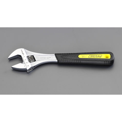 Cushion Grip Adjustable Wrench EA530HB-12