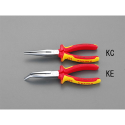 Insulated Long nose Pliers EA537KC-200