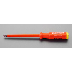 (+)Insulated Screwdriver EA560PL-0