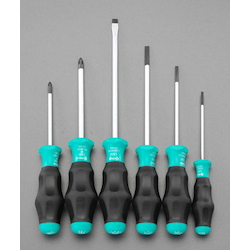 (+)(-) Screwdriver Set EA560WH