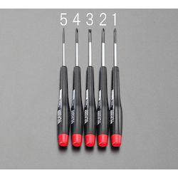 (+)(-) Precision Screwdriver EA561KB-2