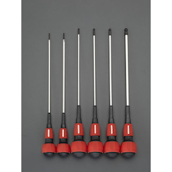 [Ball Hex ] Power Grip Screwdriver Set (With Ball Point ) EA573KV