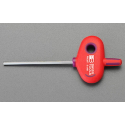 Hex Key T-Type Handle Screwdriver EA573LP-3