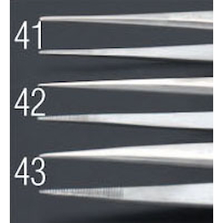 [Stainless Steel] Precision Tweezers EA595AK-43