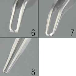 [Stainless Steel] Micro Cutting Tweezers EA595AL-8