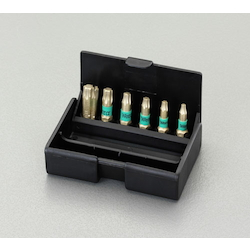 TORX Bit Set with Diamond (Bi Torsion) EA611DJ