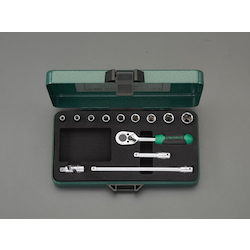 (1/4 ) Socket Wrench Set (Inch) EA617BC-7