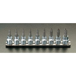 "(3/8"") TORX Bit Socket Set EA618BN"