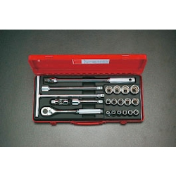 "(1/2"") Socket Wrench Set EA618C-13"