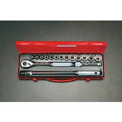"(1/2"") Socket Wrench Set EA618C-5"