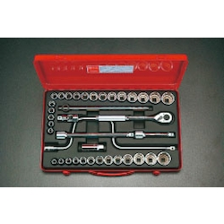 "(1/2"") Socket Wrench Set EA618C-6"