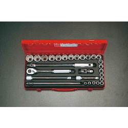 "(1/2"") Socket Wrench Set EA618C-7"