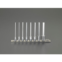 "(1/4"") Hexagonal Bit Socket Set (Long Type) EA618HV"