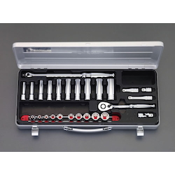 "3/8""sq Socket Wrench Set EA618P-2"