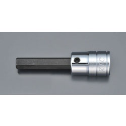 "3/8""sq x 4mm HEX Bit Socket EA618PW-4"