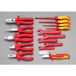 [15Pcs]Insulated Tool Set EA640XC