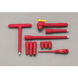 [11 Pcs] Insulated Tool Set EA640XK-1A