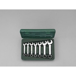 Short Size Combination Spanner EA684AS-100