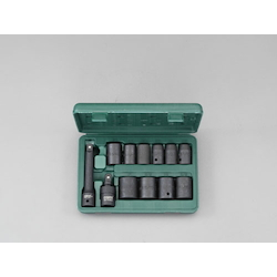 "1/2""sq Impact Socket Set(Inch) EA687SM-2"