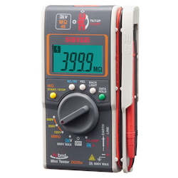 [With Clamp] Pocket Insulation Tester EA707DA-3B