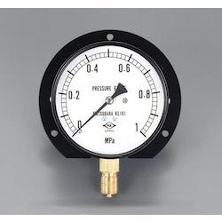 Pressure Gauge With Flange (Round Flange Type) EA729CD-35