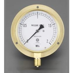 Pressure Gauge With Flange EA729DD-1