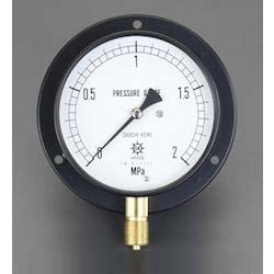 Pressure Gauge With Flange EA729DH-100