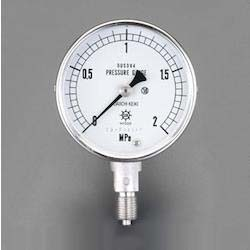 [All Stainless Steel] Pressure Gauge EA729DJ-100