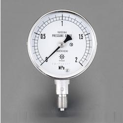 [All Stainless Steel] Pressure Gauge EA729DL-30