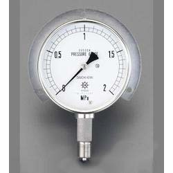 [All Stainless Steel] Pressure Gauge With Flange EA729DN-20