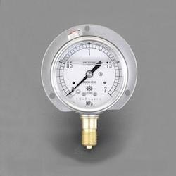 [Glycerin Filled] Pressure Gauge With Flange EA729GH-100