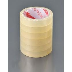 Transparent Packing Adhesive Tape (6 Rolls) EA765M-24
