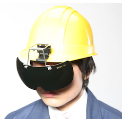 On-Helmet Glass EA800KA-3