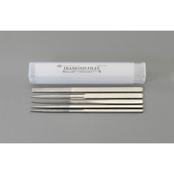 Diamond Precision File Set (5 Pcs) EA826SD-5