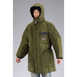 Cold Protection Long Coat EA915GM-72