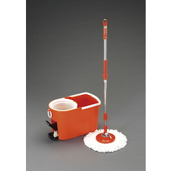 Microfiber Rotary Mop [with Bucket] EA928AB-130