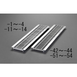 [Steel] Grating (Plain Type) EA951TA-2