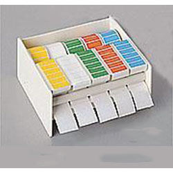 Color Label Dispenser (For 5 rolls) EA956VB-2