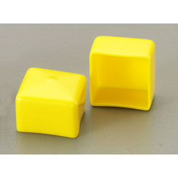 Square Protection Cap 2 Pcs (Yellow) EA983FN-60Y