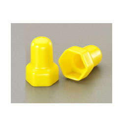 Nut Type Protection Cap 2 Pcs (Yellow) EA983FN-710Y