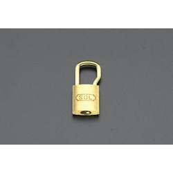 Long-Hanger Cylinder Padlock (Common Key) EA983TC-72