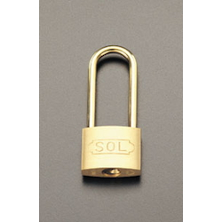 Long-Hanger Cylinder Padlock (Common Key) EA983TC-75