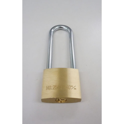 Long-Hanger Cylinder Padlock (Common Key) EA983TC-77