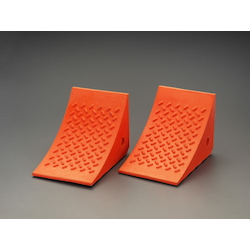 Wheel Chock [Urethane] (2 Pcs) EA984SF-5A