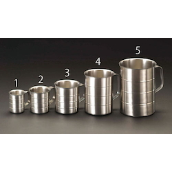 [Stainless Steel] Measuring Cup EA991KR-2