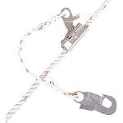 For Sloped Surface, Special Lanyard with 1 Hook Per Suspension Line
