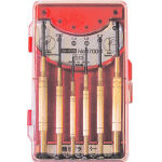 6-pc.precision screwdriver set FPD-6S